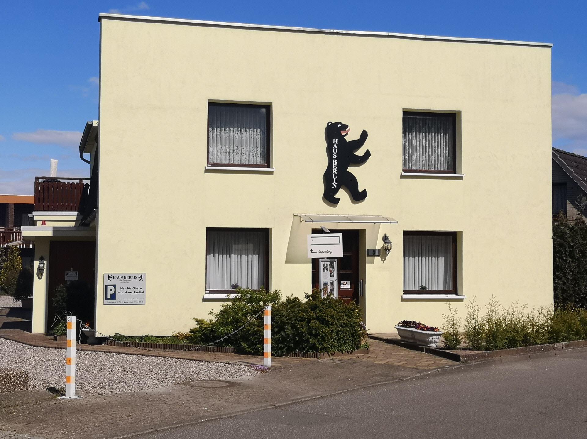 Herzlich Willkommen im Haus Berlin